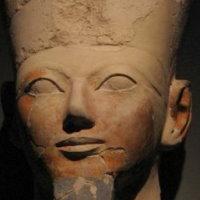 Osiris-Kopf der Hatschepsut