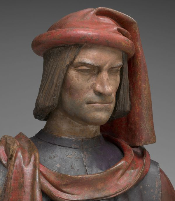 Büste Lorenzos de Medici