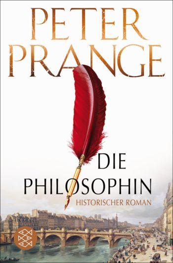"Cover des Romans ""Die Philosophin"" von Peter Prange"