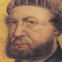 Selbstortrait von Hans Holbein