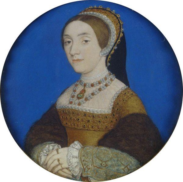 Catherine Howard (mögl.) von Hans Holbein
