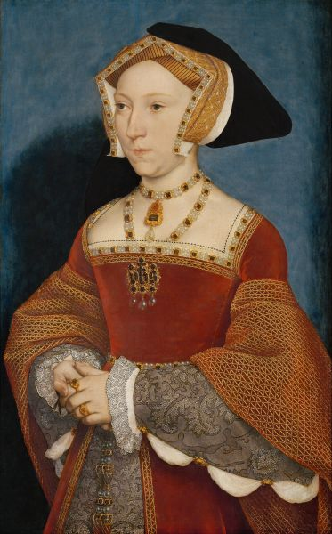 Jane Seymour von Hans Holbein