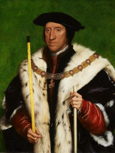 Thomas Howard Norfolk von Hans Holbein