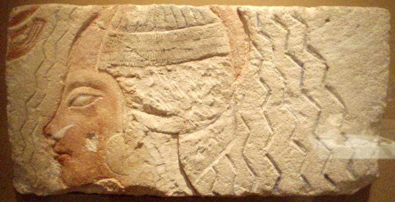 Kija, Nebenfrau von Pharao Echnaton.