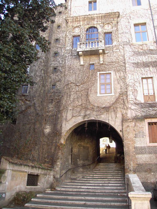 Borgia-Haus in Rom