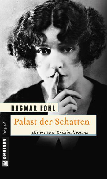 """Das Cover des Romans """"Palast der Schatten"""" von Dagmar Fohl."""