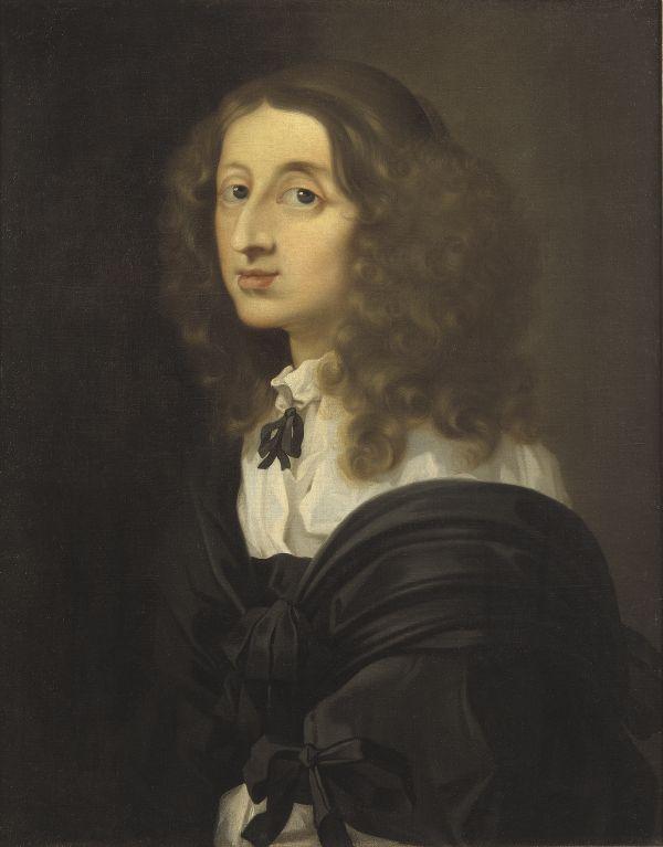 Portrait von Christina von Schweden.