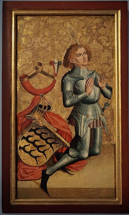 Ein Bildnis Ulrichs von Württemberg