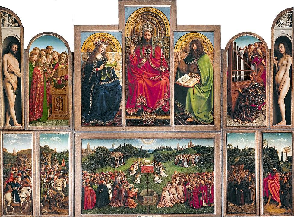 Genter Altar von van Eyck