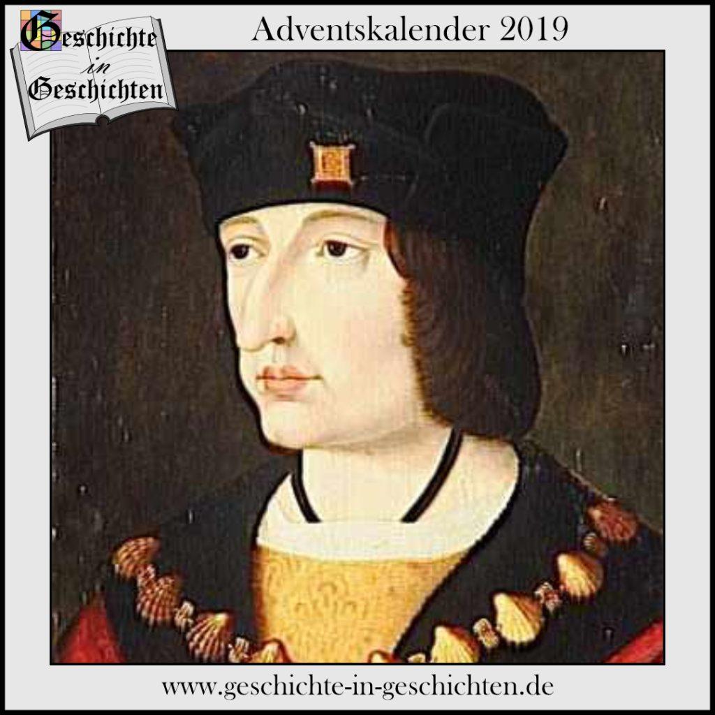 Karl VIII. von Frankreich