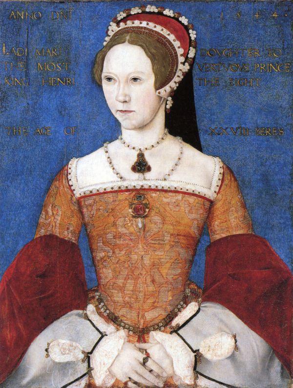 Mary I.