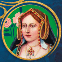 """Ausschnitt aus dem Cover """"Katharina von Aragón"""" von Alison Weir"""