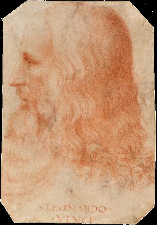 Leonardo da Vinci, womöglich ein Weggefährte der jungen Anne Boleyn?