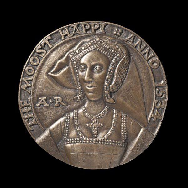 Die fertige Rekonstruktion der Medaille von Lucy Churchill.
