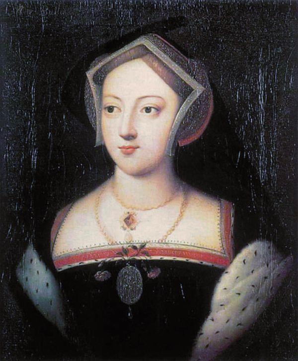 Portrait von Mary Boleyn.