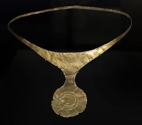 Ein Diadem aus einem Grab der El-Argar-Kultur.