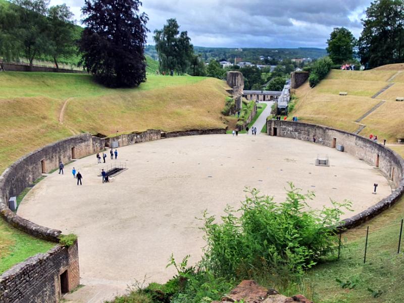 Amphitheater in Trier