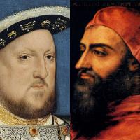 Heinrich VIII und Clemens VII