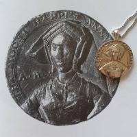 Anne Boleyn Medaille